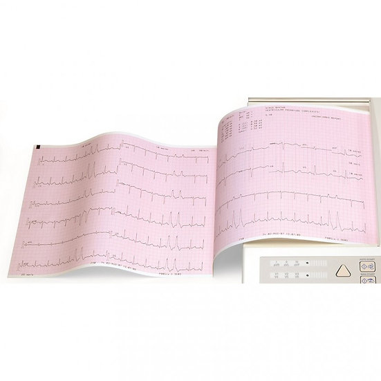 ECG Paper z fold Seca Schiller GE Marquette Philips