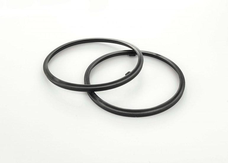 Prestige Medical Advance Pro (black) door gasket