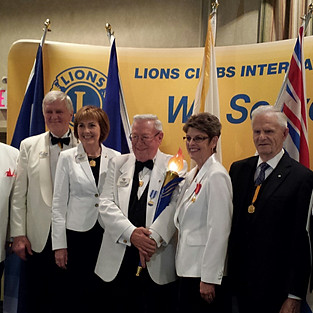 Lions Convention Canmore