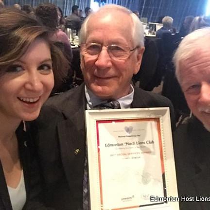 National Philanthropy Award Nomination