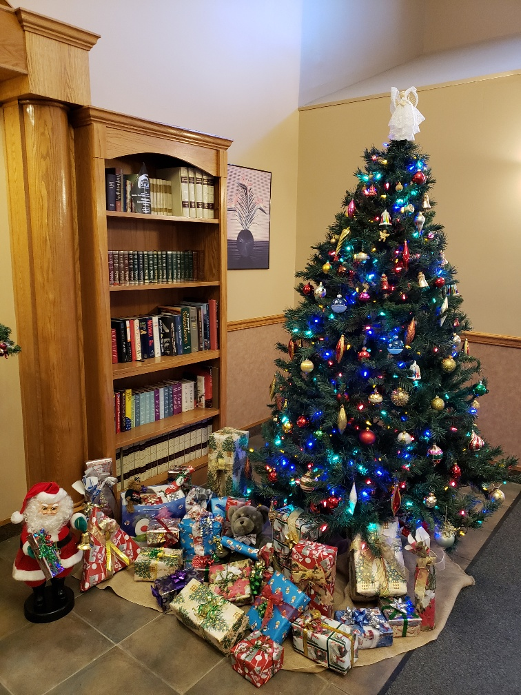 Christmas At Lions Villages