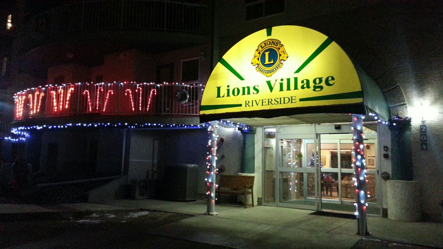Lions Village Riverside