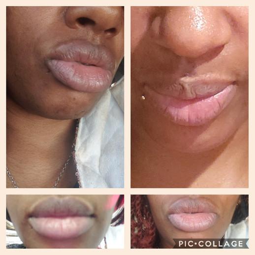 Black women Rock full Lips