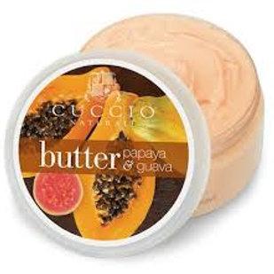 Cuccio Butter Blends