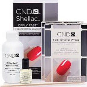 CND OFFLY FAST GEL REMOVAL KIT