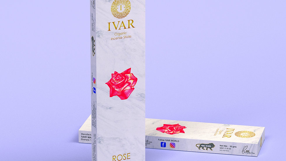 Rose : The IVAR Founder's Signature Combo Packs of 4