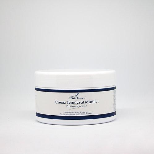 Crema Termica al Mirtillo - 500ml