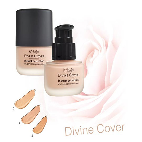 Karaja - Divine Cover