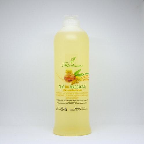 Olio da Massaggio alle Mandorle dolci - 500ml