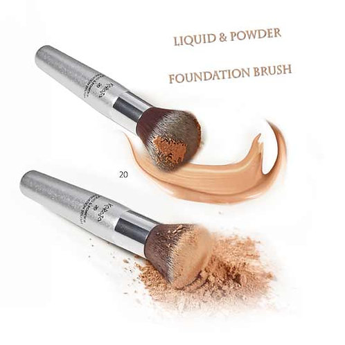Pennello Liquid & Powder Foundation Brush - 20