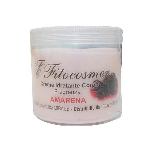 Crema Idratante corpo all'Amarena
