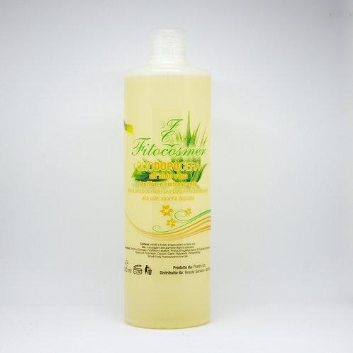 Olio Dopocera all'Aloe Vera lenitivo e rinfrescante - 500ml