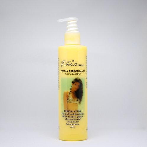 Crema Abbronzante al Betacarotene