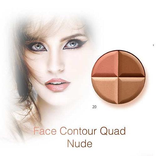 Karaja - Contour Face Quad