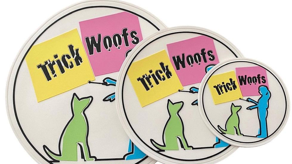 Trick Woofs Target Set