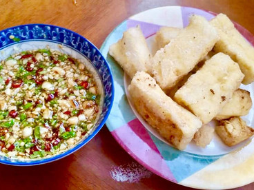 Tofu with Queen Sauce
