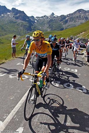 Wiggo tour de France 2012