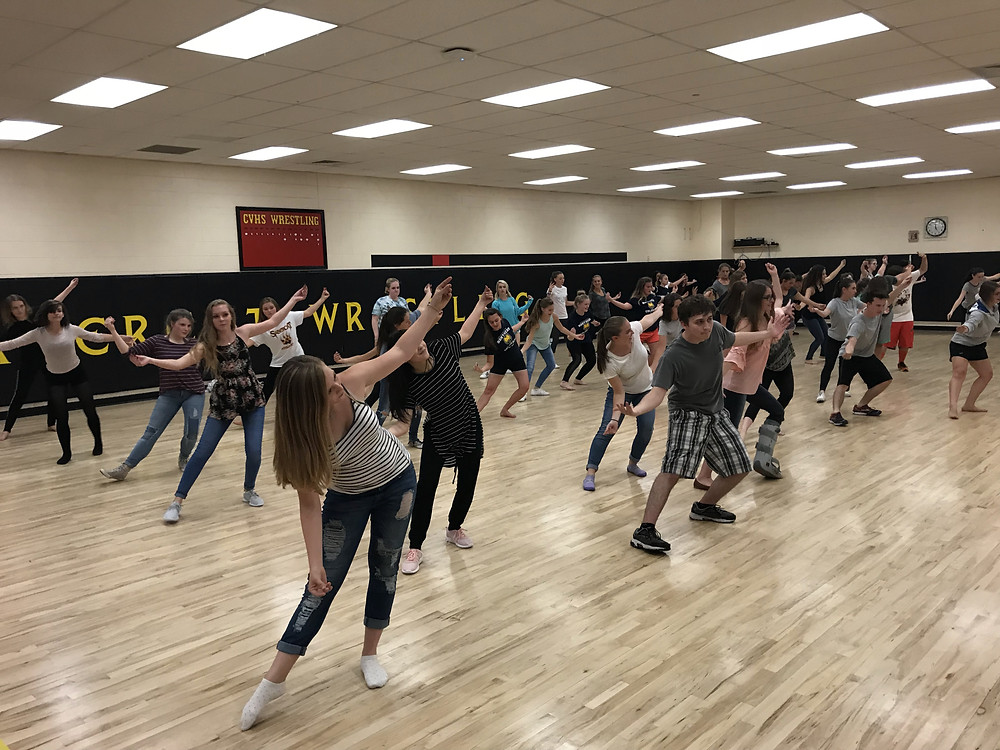 Master of the House Dance Workshop