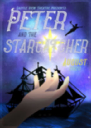 Peter and the Starcatcher - Poster (Augu