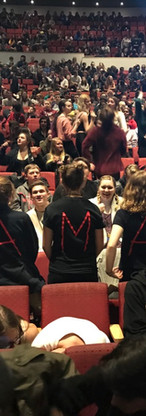 Team Abby - ThesCon Mainstage
