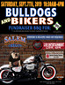 BIKERS and BULLDOGS