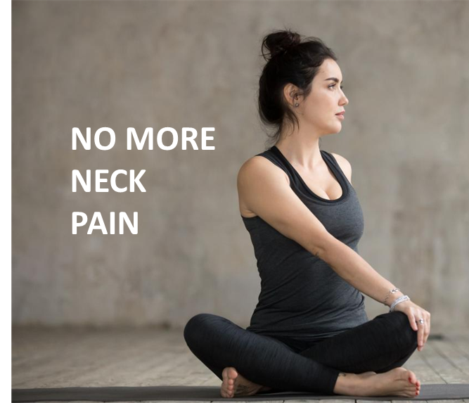 NO MORE NECK PAIN