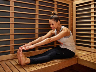 Improve endurance stop muscle wasting. Why it's a good idea to sauna?