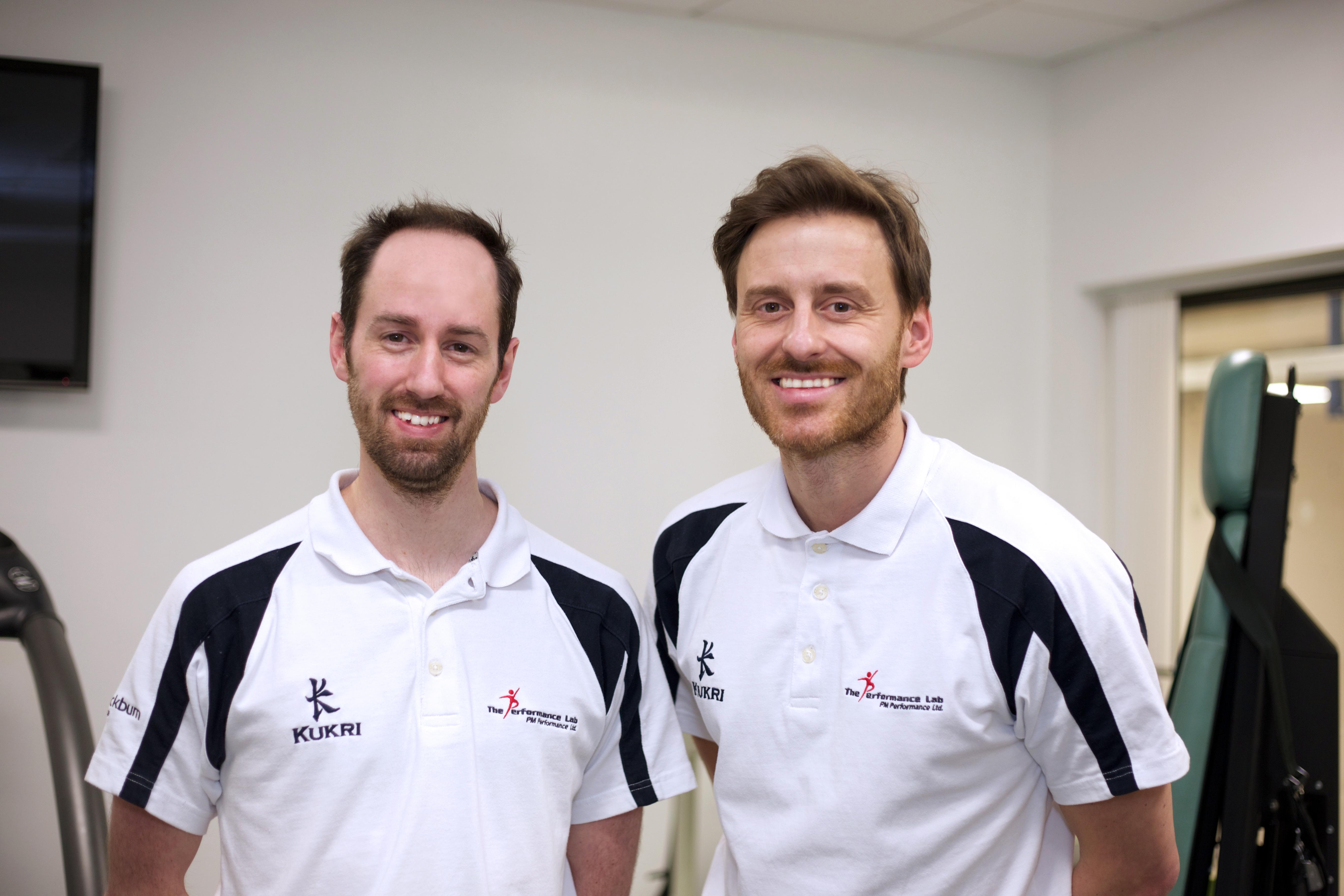 Phil and Matt - Physio Experts
