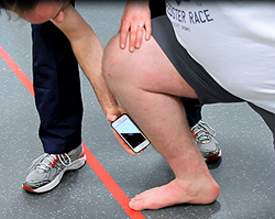 Ankle Movements Assessment