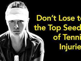 Don't let injury ruin your tennis season