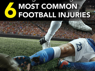 Keep Football Fit - Avoid injury