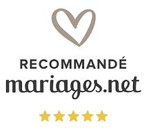 photographe recommandé mariages.net