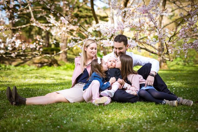 séance photo famille cholet