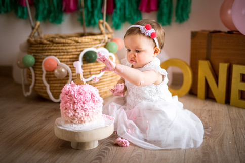 Smash the cake angers
