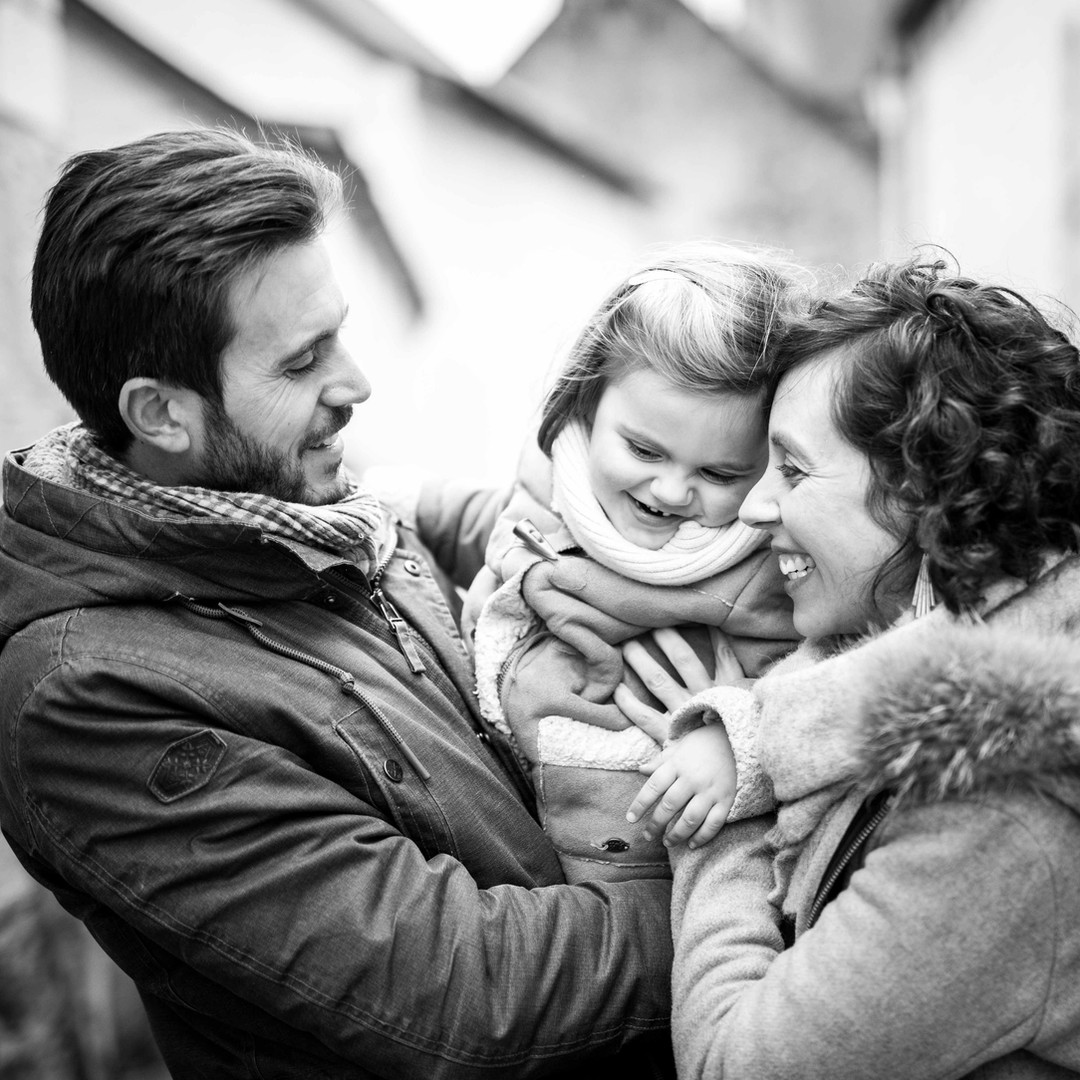 photographe famille Chemillé