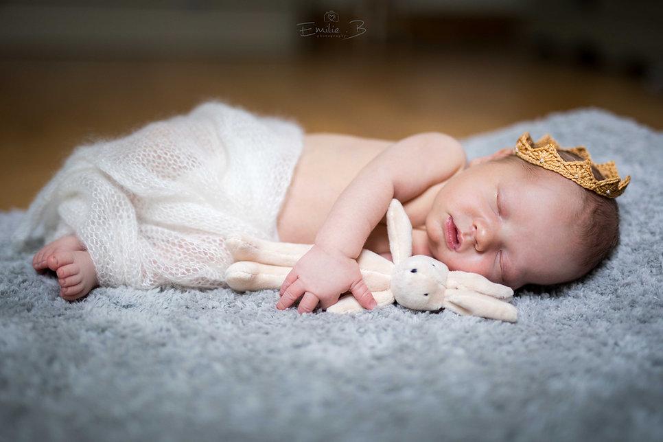 photographe newborn cholet