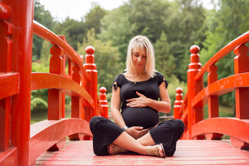 Séance photo Grossesse cholet