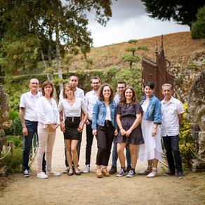 Séance photo de Famille au Parc Oriental de Maulévrier