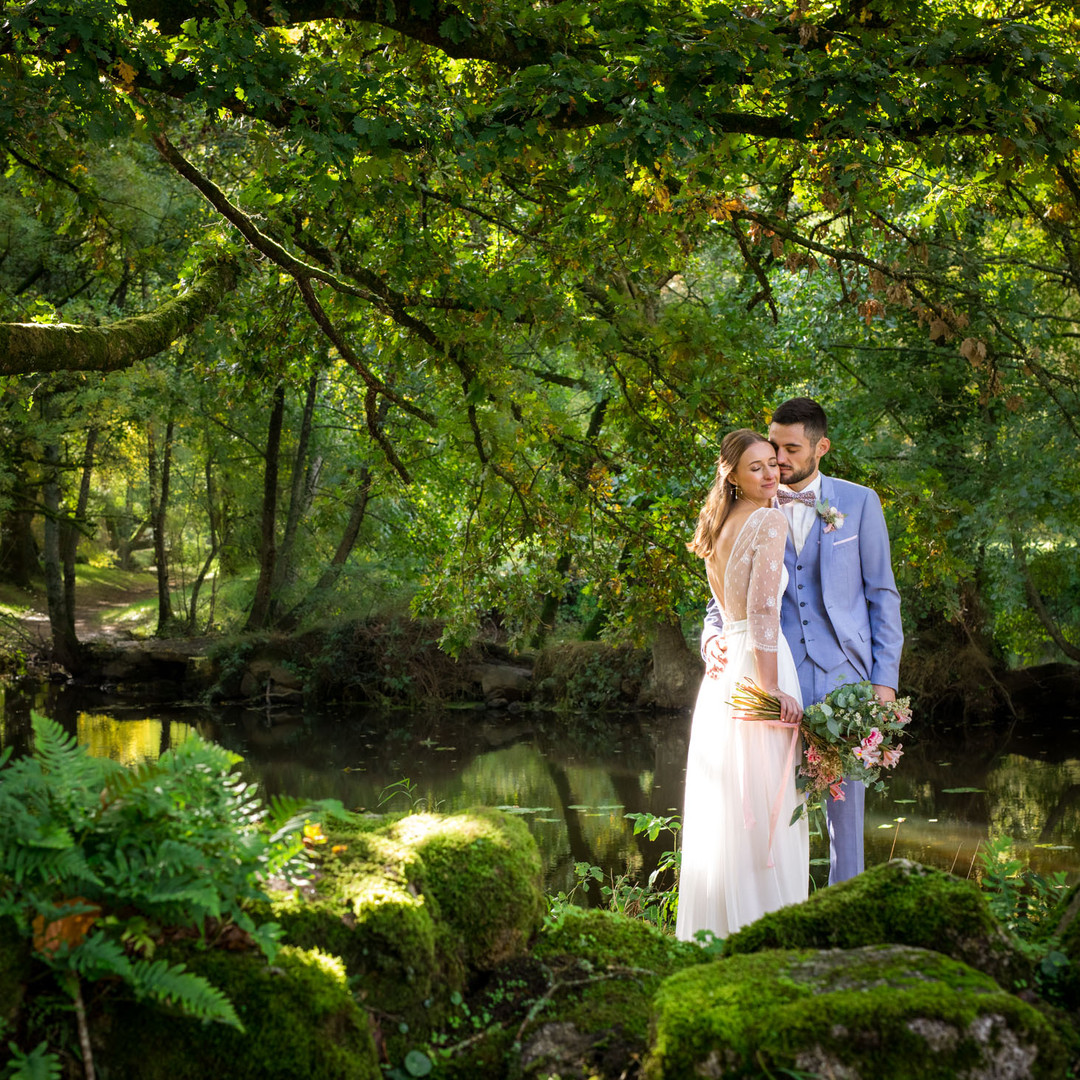 photographe mariage Chemillé