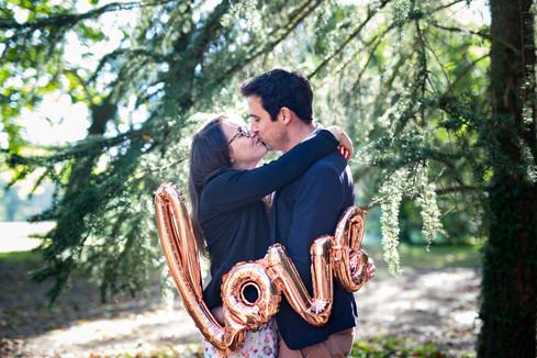 Séance photo Engagement cholet