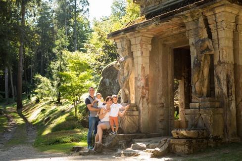 shooting photo parc oriental de Maulévrier