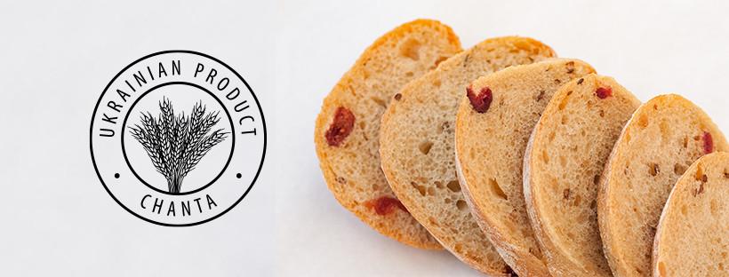 Смачний хліб від ЧАНТА