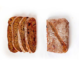 """Bread """"BEET"""" 300 g. Specialty sourdough bread with beet and sprouted ryeade by Chanta"""