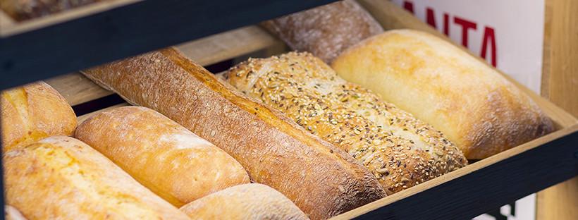 Чанта Маунт - виробник смачного хліба