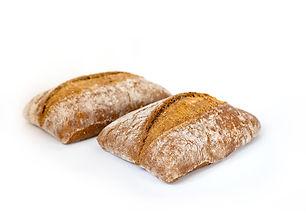 "BREAD ""BOUCHERON"" 400 g.  Sourdough bread with the addition of durum wheat flour, welding malt cumin  "