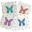 Thumbnail: Colorful Butterfly Cocktail  Napkins