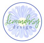 Lemondaisy Logo Final - Smal format Colo