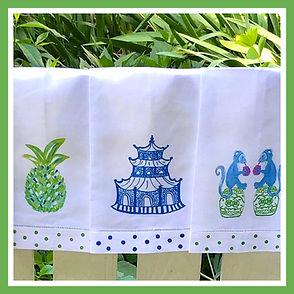 Linen Guest Towel