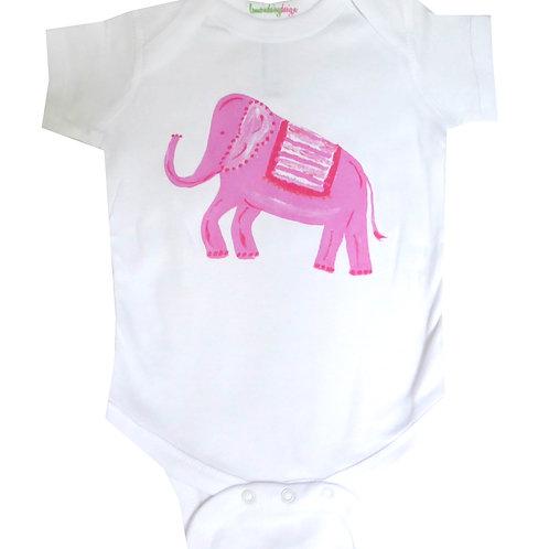 Pink Elephant Cotton Creeper