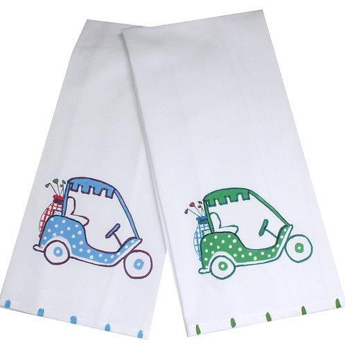Golf Cart Kitchen Towel